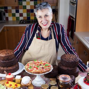 Karen Wright Great British Bake Off 2018