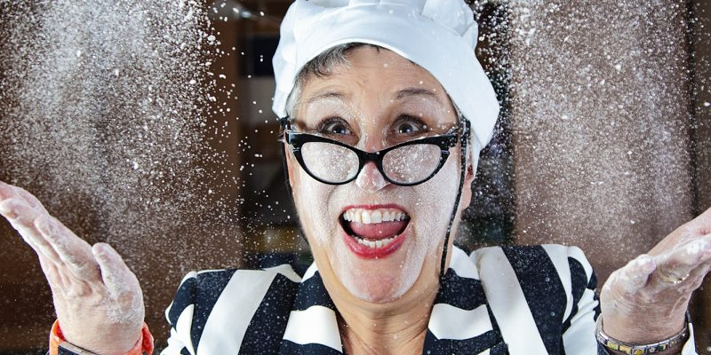 Meet Karen from the Great British Bake Off